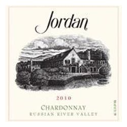 Jordan Vineyards Chardonnay 2010 image