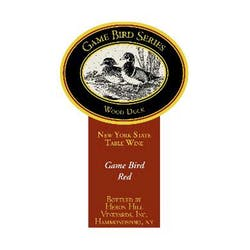 Heron Hill Winery 'Game Bird' Red NV image