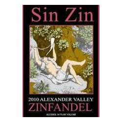 Alexander Valley Vineyards Sin Zin 2010 image