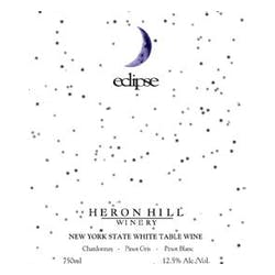 Heron Hill Winery 'eclipse' White 2011 image