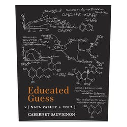 Educated Guess Cabernet Sauvignon 2012 image