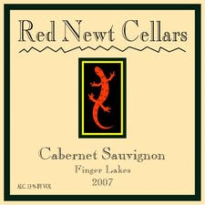 Red Newt Cellars Cabernet Sauvignon 2007