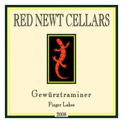 Red Newt Cellars Gewurztraminer 2007 image