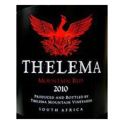 Thelema Mountain Red 2011 image