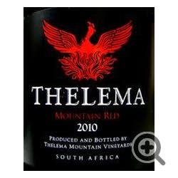 Thelema Mountain Red 2011