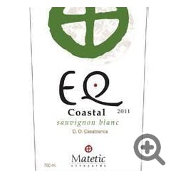 EQ by Matetic Vineyards Sauvignon Blanc 'Coastal' 2011