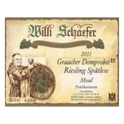 Willi Schaefer 'Graacher #10'' Dom. Spatlese Riesling 2011 image