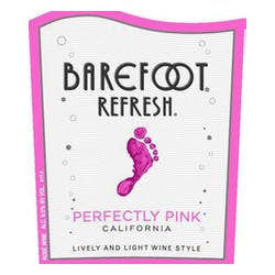 Barefoot Winery 'Refresh' Rose Spritzer NV image