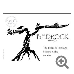 Bedrock Wine 'Heritage' Red 2011