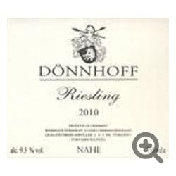 Donnhoff 'Estate' Riesling 2012