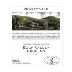 Pewsey Vale Dry Riesling 2014