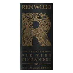 Renwood 'Old Vines' Zinfandel 2010 image