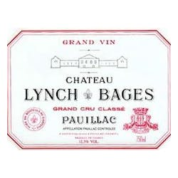 Chateau Lynch Bages Pauillac 2010 image