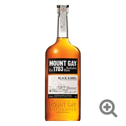 Mount Gay 'Black Barrel' Rum