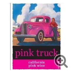 Red Truck Winery 'Pink Truck' 2011