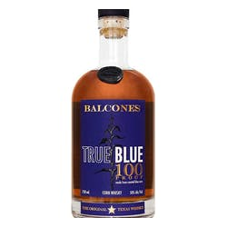 Balcones 100prf 750ml 'True Blue' image