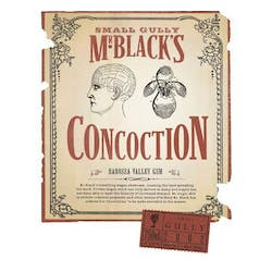 Small Gully Wine 'Mr. Black's' Concoction GSM 2008 image