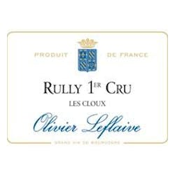 Olivier Leflaive Rully 1er Cru Les Cloux 2011 image