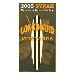 Longboard Vineyards Syrah 2010 image