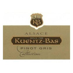 Kuentz-Bas 'Tradition' Pinot Gris 2010 image