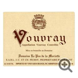 Pichot Vouvray 2012
