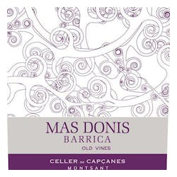 Celler de Capcanes Mas Donis Barrica Old Vines 2013 image