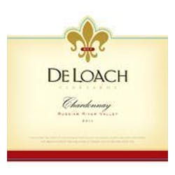 DeLoach 'Russian River Valley' Chardonnay 2011 image