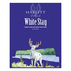 Hazlitt Vineyards 'White Stag' White Blend NV image