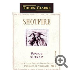 Thorn-Clarke 'Shotfire' Shiraz 2011