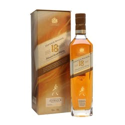Johnnie Walker Gold 18year Blended Scotch Whisky 750ml image