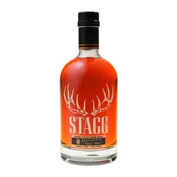 George T Stagg Jr. 750ml 134.4prf Barrel Proof image