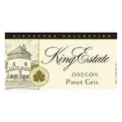 King Estate Pinot  Gris 2012 image
