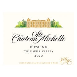 Chateau Ste. Michelle Riesling 2017 image