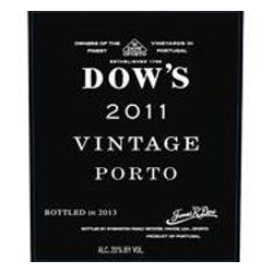 Dow's Vintage Port 2011 375ml image