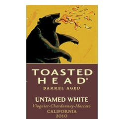 Toasted Head Untamed White 2010 image