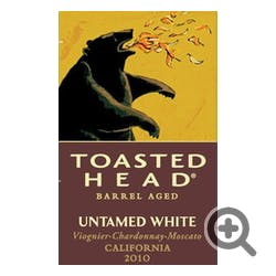 Toasted Head Untamed White 2010