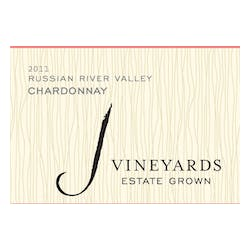 J Vineyards & Winery Chardonnay 2011 image
