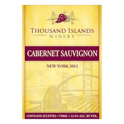 Thousand Islands Winery Cabernet Sauvignon NV image
