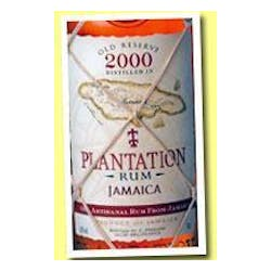 Plantation Jamaica 2000 Rum 84proof image