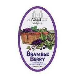 Hazlitt Vineyards Bramble Berry 1.5L image