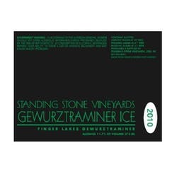 Standing Stone Vineyards Gewurztraminer Ice Wine 2014 image