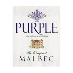 Chateau Lagrezette 'Purple' Malbec 2012