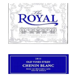 The Royal Chenin Blanc Old Vines Steen 2013 image