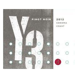 Jax Vineyards 'Y3' Pinot Noir 2012 image
