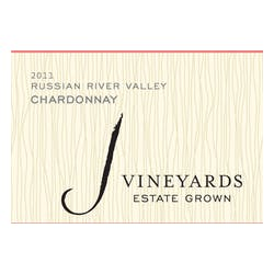 J Vineyards & Winery Chardonnay 2012 image
