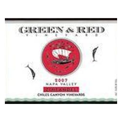 Green & Red 'Chiles Canyon' Zinfandel 2011 image