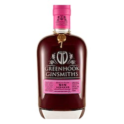 Greenhook 'Beach Plum' 750ml Gin Liqueur image