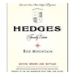 Hedges 'Red Mountain' Red Blend 2011 image