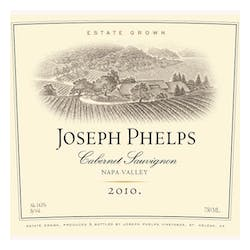 Joseph Phelps Vineyards Cabernet Sauvignon 2011 image
