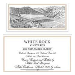 White Rock Vineyards Claret 2009 image